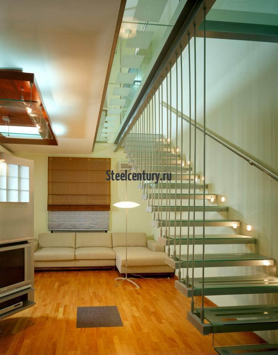 Расчет стоимости лестниц