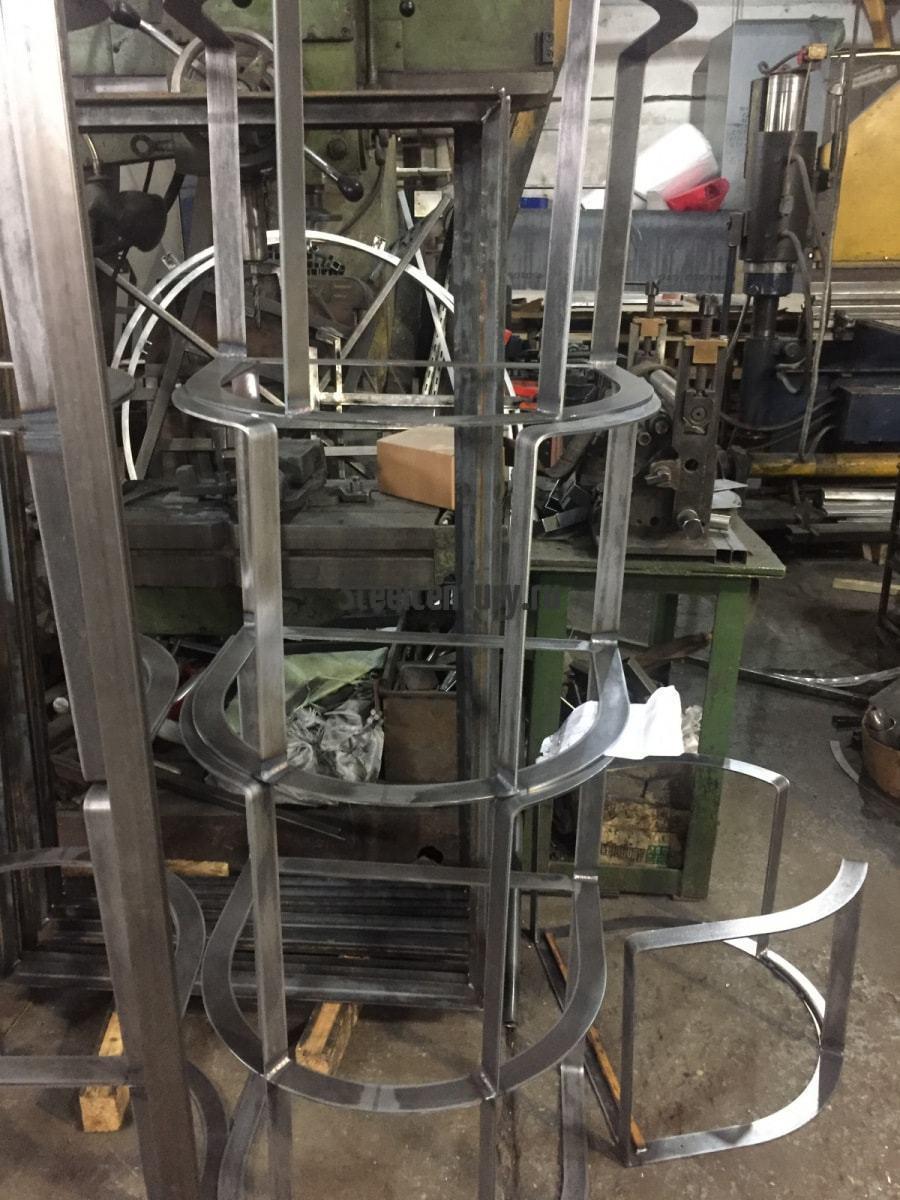 Комплект стульев лофт