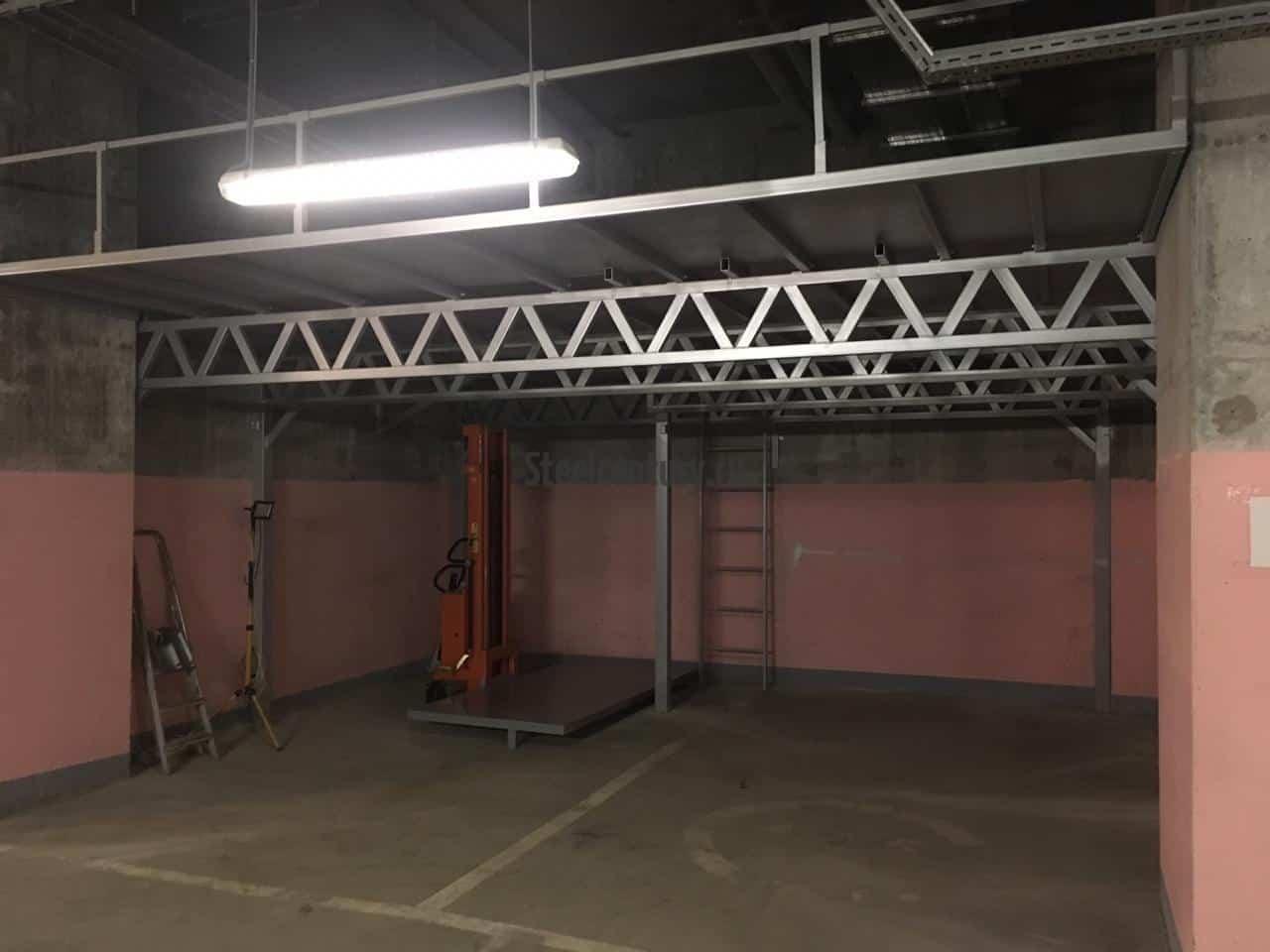 металлоконструкции гараж